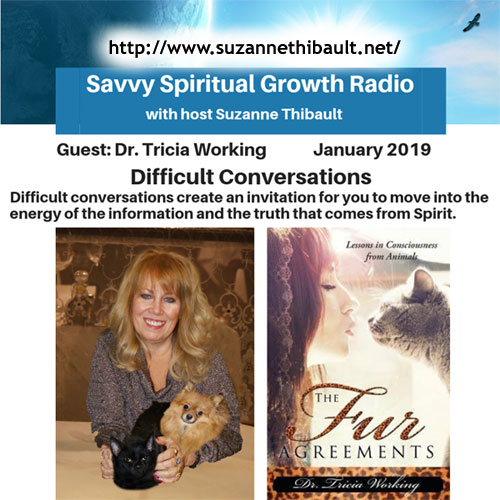 Savvy Spiritual Growth Radio - 2019